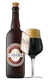Camba Imperial Stout - Cognac