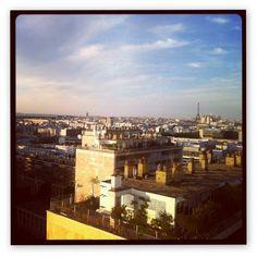 Terrasses à Paris