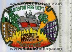 Boston Ladder Co. 19 patch