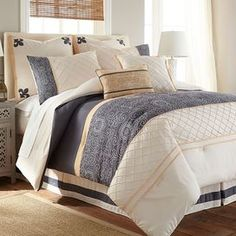 Lucille Comforter Set