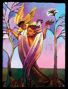 """Easter Morning 