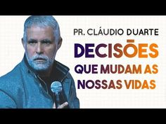 Claudio Duarte, Youtube, Diy Tutorial, Macrame, Life Decisions, Word Of Faith, Moving Out, Words, Messages
