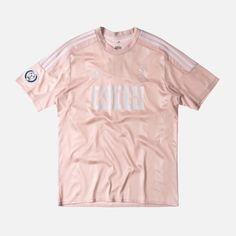 http://SneakersCartel.com Kith ✖ Adidas Soccer Flamingos Home Jersey now available at... #sneakers #shoes #kicks #jordan #lebron #nba #nike #adidas #reebok #airjordan #sneakerhead #fashion #sneakerscartel