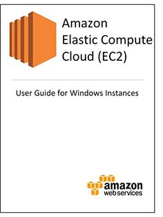 Amazon Elastic Compute Cloud EC2 User Guide