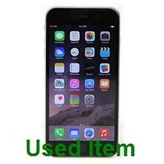 Apple iPhone 6 Plus - 16GB AT&T 9.3.4 Space Gray!!! | eBay