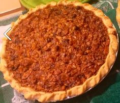 Kentucky Derby Pie made with Walnuts and Chocolate Chips-wonderful for the holidays! http://nancynewcomer.com/2014/11/27/derby-pie/