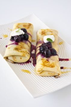 Top 15 Breakfast Crepes. I LOVE CREPES!