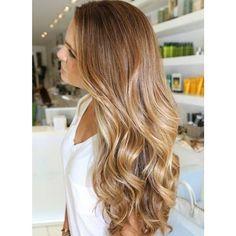 Gorgeous #hair! #wavy #cbdsalon #waynenjsalon  (at Christina by design)