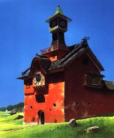 Flooby Nooby: The Art of Studio Ghibli - Part 6