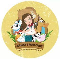 #merylaura #ilustradora #ilustradorescolombianos #artist #illustrator #drawing #draw #illustration #madeincolombia #cute #party #kidsplay #farm