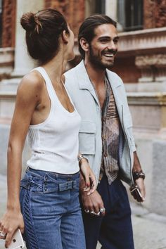Patricia Manfield & Giotto Calendoli MMFW S/S 17