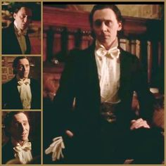 Tom Hiddleston in Crimson Peak