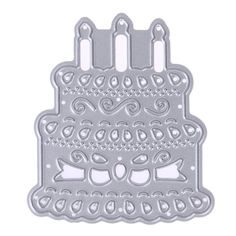1pc New Candle Cake Die Cuts Metal Cutting Dies For DIY Scrapbooking Decorative Craft Photo Album Embossing Folder Paper Crad >>> More details can be found by clicking on the image. #HomeDecor