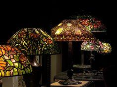 Tiffany Lamps by die26h, via Flickr