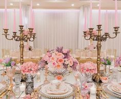 Pretty captured by the ! Marie Antoinette, Candelabra, Lilac, Lavender, Event Planning, Tulips, Tea Cups, Chandelier, Ceiling Lights