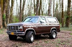 Hemmings Find of the Day – 1982 Ford Bronco XLT Lariat