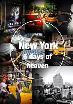RENYA XYDIS for Valonz: New York Tips