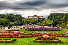 Schonbrunn Palace Garden, Vienna, Austria  W by Nerces Mavelian on 500px