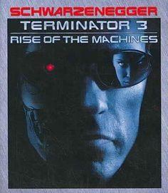 TERMINATOR 3-RISE OF THE MACHINES (BLU-RAY)