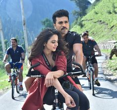 Dhruva Movie Stills