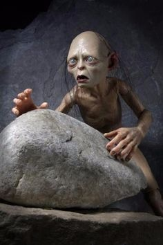 Action Figure Model Toys Scale Lord of the Rings Gollum Smeagol Movable Model Toys For Children Gifts Collections Radagast The Brown, Gollum Smeagol, Neca Action Figures, Living Dead Dolls, Figure Model, Anime Figures, Bobble Head, The Hobbit, My Little Pony