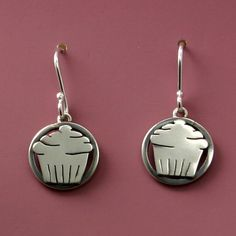 Cupcake Earrings--these are for you  Lisa Landers