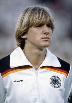 Bernd Schuster, West Germany. Football Icon, Best Football Players, National Football Teams, World Football, Rugby Players, Football Match, Sport Football, Football Fans, Football Shirts