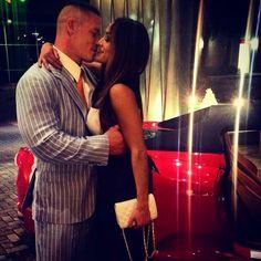 Nikki Bella & John Cena 2014