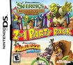 DreamWorks 2-in-1 Party Pack with Shrek's Carnival Craze and Madagascar Kartz – Nintendo DS « Holiday Adds