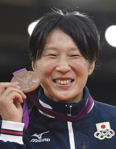 Ueno bronze medal