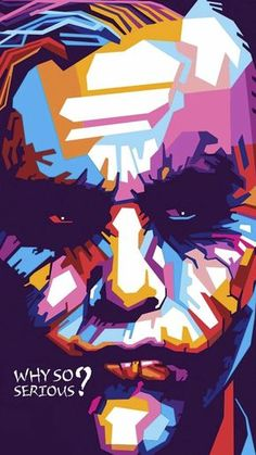 Marvel Movies Wallpaper for iPhone from iphone-wallpaper.pics Why so serious? Joker Iphone Wallpaper, Watercolor Wallpaper Iphone, Pop Art Wallpaper, Joker Wallpapers, Marvel Wallpaper, Iphone Wallpapers, Deadpool Wallpaper, O Joker, Joker Art