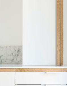 Detaljer kjøkken. Oslo, Projects, Design, Velvet, Log Projects, Design Comics