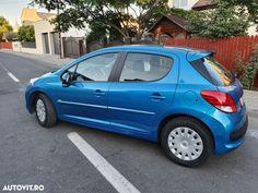 Second hand Peugeot 207 - 4 499 EUR, 123 422 km, 2011 - autovit. Peugeot, Diesel, Safari, Vehicles, Car, Diesel Fuel, Automobile, Autos, Cars