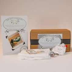 Country Trading Co. - The Soft Cheese Kit