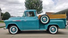 1957 Chevy Truck - LMC Trucklife