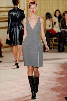 Thakoon Fall 2012 Ready-to-Wear Fashion Show - Kate King