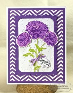 Thinking of You Card by Shannon White