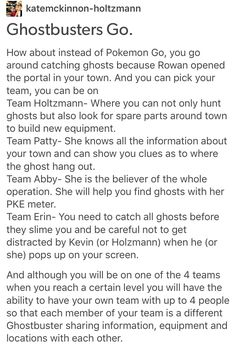 i don't care if this is a ghostbusters themed game or something completely different, I NEEEED IT!