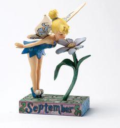 Disney Traditions Tinkerbell September Figurine - 4020782