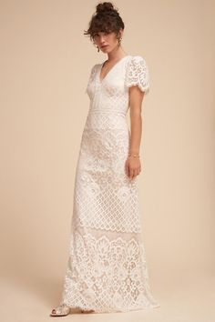 Check out Minuet Gown from BHLDN