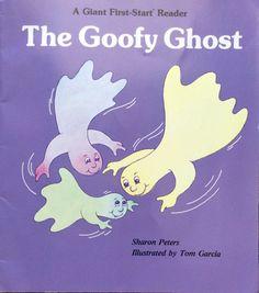 The Goofy Ghost by Lonestarblondie on Etsy