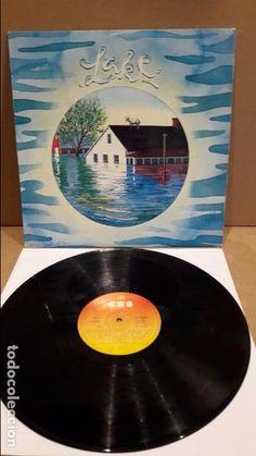LAKE. LAKE II. LP / CBS - 1978 / MBC. ***/***