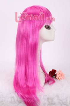 Cosplay Wigs Long 13 Colors Anime Straight Smooth is based on the character super Mario. Buy now from L -email cosplay wig!with a cheap pric Curly Wigs, Human Hair Wigs, Party Hairstyles, Wig Hairstyles, Lace Front Wigs, Lace Wigs, Cheap Cosplay Wigs, Wig Store, Medium Blonde