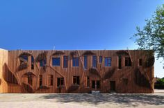24H architecture | Marecollege on http://www.arthitectural.com