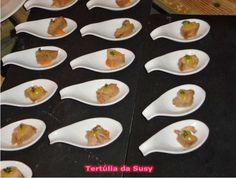 Conserva de atum em tomilho com guacamole de inhame e pimenta da terra, gel limão galego - Casa da Calçada