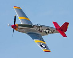 """""""TUSKEGEE AIRMEN"""" North American Aviation P-51C-10NT Mustang (Sn 42-103645) (NL61429) Operated by the Commemorative AF, Minnesota Wing, St. Paul, Minnesota - 0"""