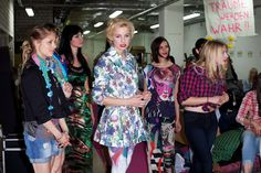 Desigual Fashion Show by Glamour - Berlin