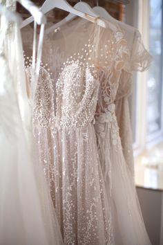 Lee Petra Grebenau at Spina Bride NYC / The LANE's Global List of Bridal Boutiques