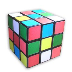 Rubiks cube scrambled - Puzzle. Rubik's Cube and other combination puzzles can be stimulating toys for children or recreational activities for adults.
