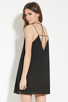 Contemporary Strappy Mini Dress